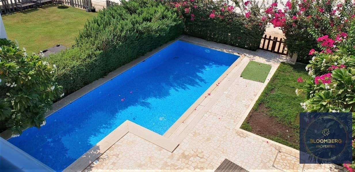 2 Private Beach | Huge Villa | Sea View with pool