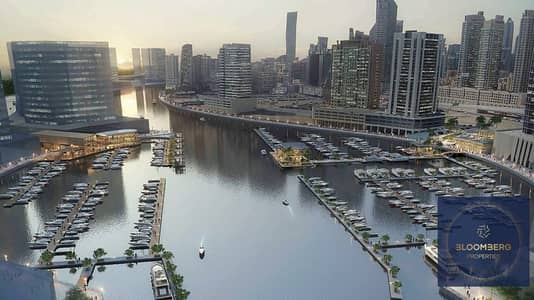 Studio for Sale in Business Bay, Dubai - Water View | Ready to move in | Business Bay