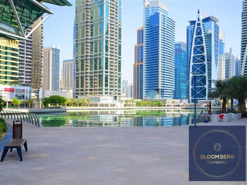 10 Jumeirah island view |Spacious  & High floor unit |  Vacant