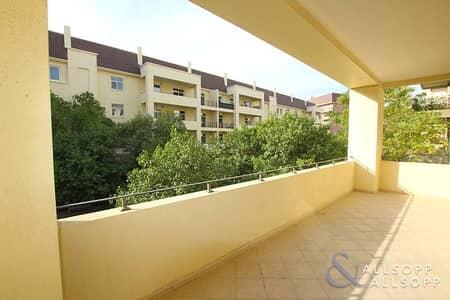 شقة 2 غرفة نوم للايجار في موتور سيتي، دبي - Two Bedroom | Large Balcony | Available