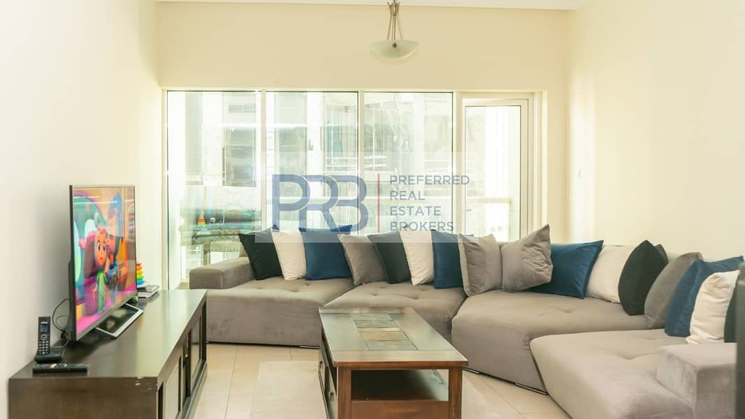 Own Your Dream Home in Downtown| 1BHK Unit Burj Al Nujoom