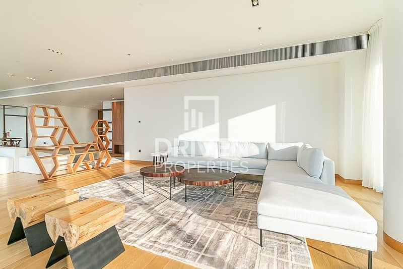 Luxurious 4 Bed Penthouse|Panoramic View