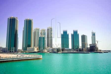 2 Bedroom Flat for Rent in Al Reem Island, Abu Dhabi - HOT DEAL! High Floor W/ Nice View 2BR in Al Reem Island (Huge Size)