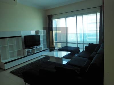 فلیٹ 1 غرفة نوم للبيع في أبراج بحيرات الجميرا، دبي - Rented I Furnished 1 Br I Lake & SZR View