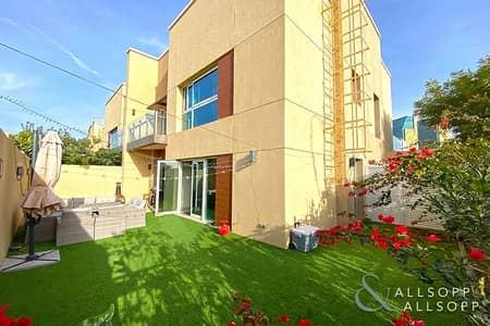 3 Bedroom Townhouse for Sale in Al Barsha, Dubai - Type 3S1 | 3 Beds Plus Maids | Single Row