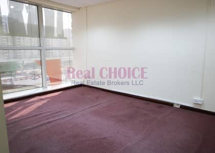 Office for Rent in Sheikh Zayed Road, Dubai - Office with Amazing Sea View|Chiller and DEWA free
