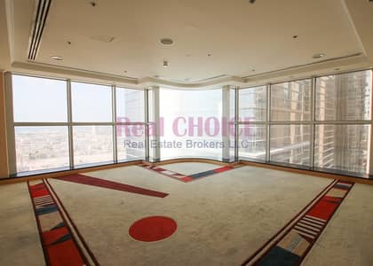 Office for Rent in Sheikh Zayed Road, Dubai - Huge Office|Chiller Free|Attached Washroom&Pantry;