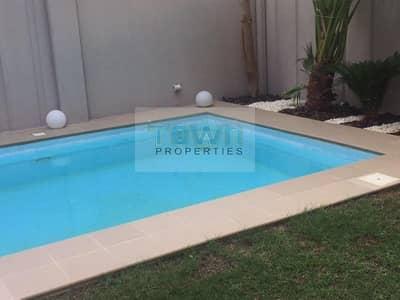 فیلا 5 غرف نوم للبيع في الريف، أبوظبي - Amazing Single Row-Corner 5 bedroom Villa for Sale