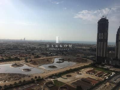 شقة 2 غرفة نوم للايجار في الخليج التجاري، دبي - High Floor | 2 BR With Balcony | Full Sea View