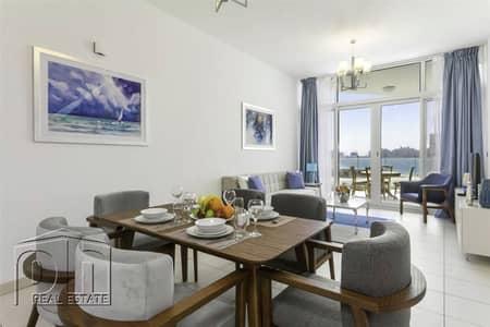 فلیٹ 1 غرفة نوم للايجار في نخلة جميرا، دبي - Motivated Owner | Sea Views | One Bed