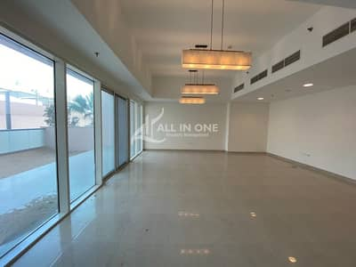 3 Bedroom Flat for Rent in The Marina, Abu Dhabi - Brand New 3BR Duplex+Maids Room I Basement Parking!