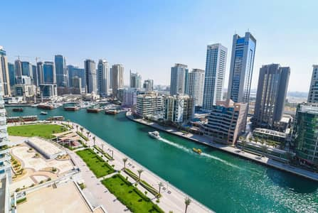 2 Bedroom Flat for Sale in Dubai Marina, Dubai - Must See Full Marina View 2BR / 2 Parkings