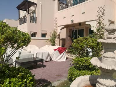 2 Bedroom Villa for Rent in Jumeirah Village Triangle (JVT), Dubai - 2 Beds | Arabic Style Independent Villa | For Rent