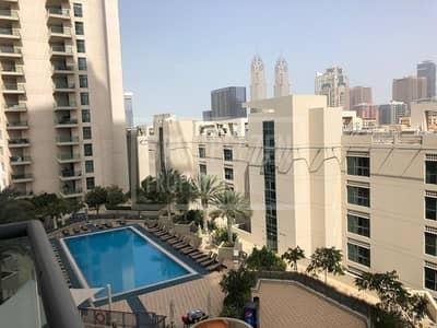 شقة 1 غرفة نوم للايجار في ذا فيوز، دبي - For Rent 1 Bedroom located at Links West