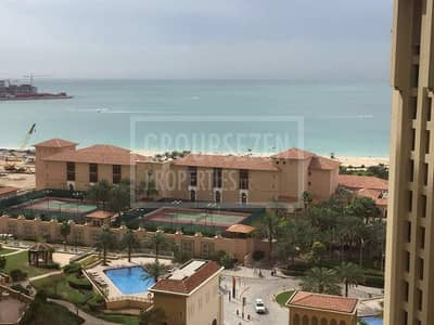 1 Bedroom Apartment for Sale in Jumeirah Beach Residence (JBR), Dubai - Spacious 1 Bed Apartment for Sale in JBR Sea View