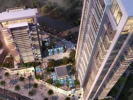 BURJ KHALIFA AND CITY VIEWS/ 1 BEDROOM APARTMENT /READY IN 2020