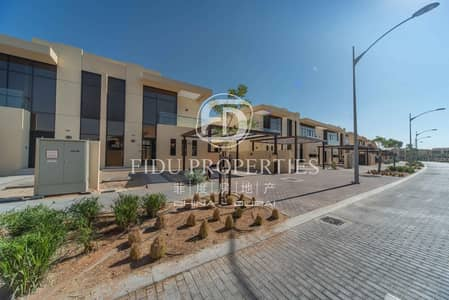 تاون هاوس 3 غرف نوم للايجار في داماك هيلز (أكويا من داماك)، دبي - Huge Plot | Type THM | 3 BR Plus Maids Room