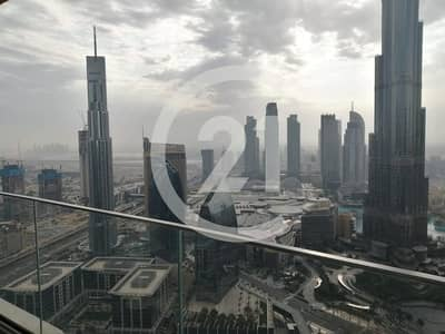 3 Bedroom Apartment for Rent in Downtown Dubai, Dubai - Luxuriously furnished | Burj Khalifa view