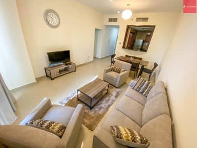 فلیٹ 2 غرفة نوم للايجار في أبراج بحيرات الجميرا، دبي - Furnished 2 BR in Icon Tower 2 for Annual Rent