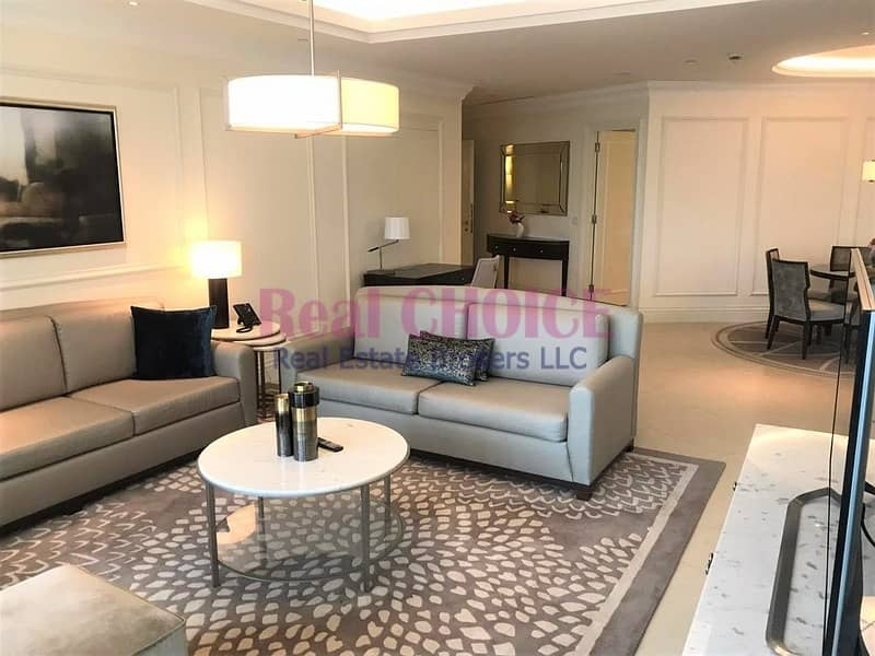 2 2 BR Serviced Hotel Apartment|Fully Furnished