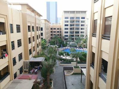 فلیٹ 2 غرفة نوم للايجار في الروضة، دبي - 2BHK+STUDY WITH POOL AND GARDEN VIEW FROM 2 BALCONY