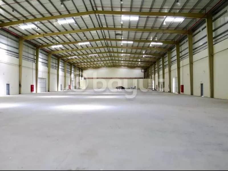 مستودع في منطقة الإمارات الصناعية الحديثة 338940 درهم - 4531215
