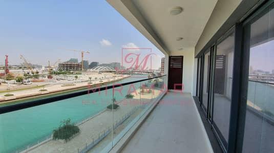فلیٹ 2 غرفة نوم للايجار في شاطئ الراحة، أبوظبي - شقة في السیف شاطئ الراحة 2 غرف 105000 درهم - 4531305