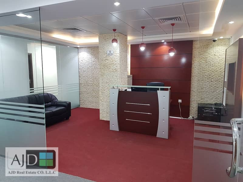 Economical Offer l Smart offices  in Airport Road l No Commission