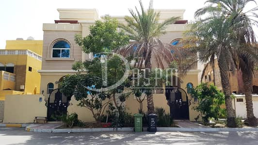 4 Bedroom Villa for Rent in Al Mushrif, Abu Dhabi - 4 BEDS VILLA SEPERATE ENTRANCE FROM ROAD 130K!