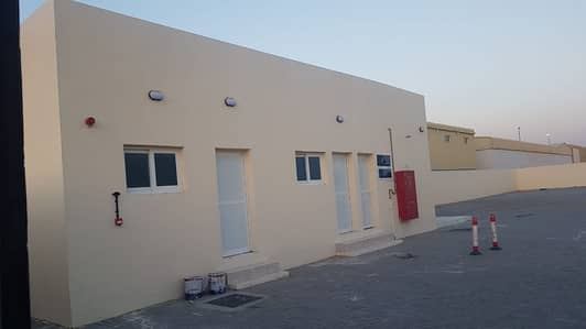 Industrial Land for Sale in Al Saja, Sharjah - land for sale in saja area with compound wall 2 offices kitchen