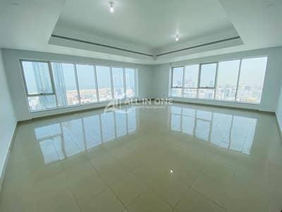 شقة 3 غرف نوم للايجار في مدينة زايد، أبوظبي - Fantastic 3BR+Maids Room in Sea View!