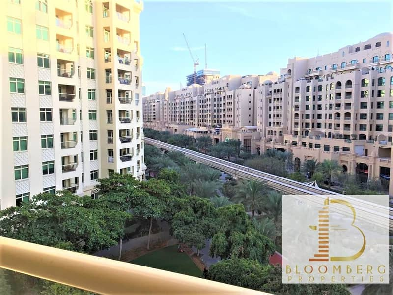 2 Spacious 1 Bedroom | Furnished | Palm Jumeirah