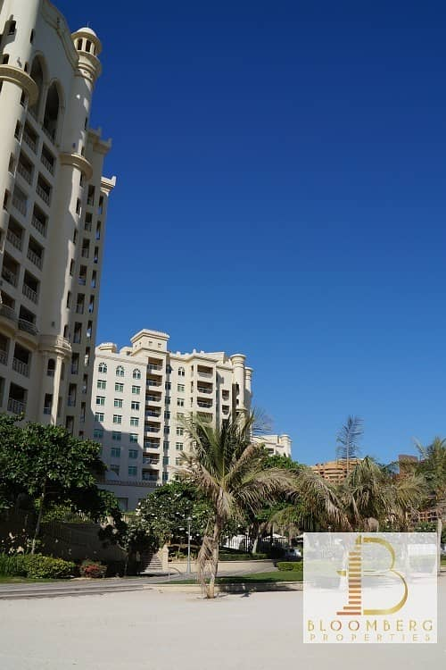 30 Spacious 1 Bedroom | Furnished | Palm Jumeirah