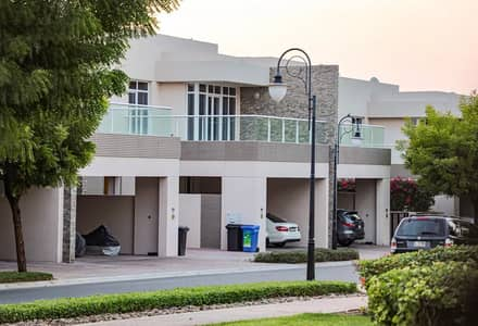 3 Bedroom Villa for Rent in Dubai Silicon Oasis, Dubai - 3Br Townhouse |  Near Park | Free Maintenance | 1 month free