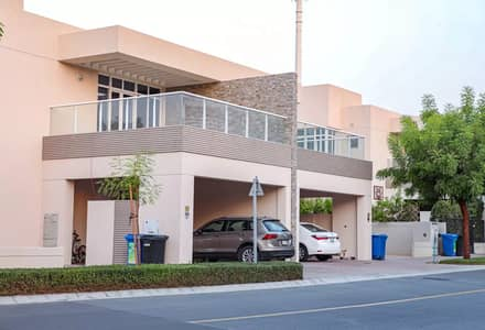 فیلا 3 غرف نوم للايجار في واحة دبي للسيليكون، دبي - فیلا في فلل السدر واحة دبي للسيليكون 3 غرف 138000 درهم - 4386287