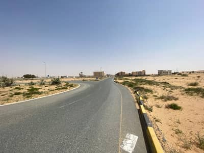 Plot for Sale in Al Tai, Sharjah - The largest plot in the al tai for sale