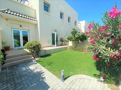 3 Bedroom Townhouse for Rent in Al Furjan, Dubai - Garden Type A - Quortaj | 3 Bedroom+Maids Town House