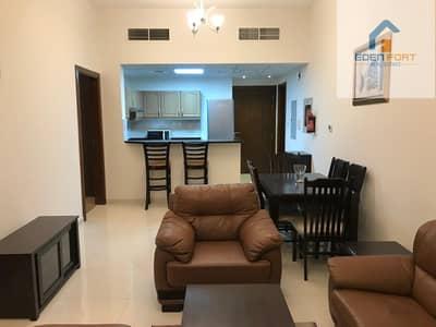 شقة 2 غرفة نوم للايجار في مدينة دبي الرياضية، دبي - Affordable  Fully Furnished 2 Bedroom Vacant Flat..