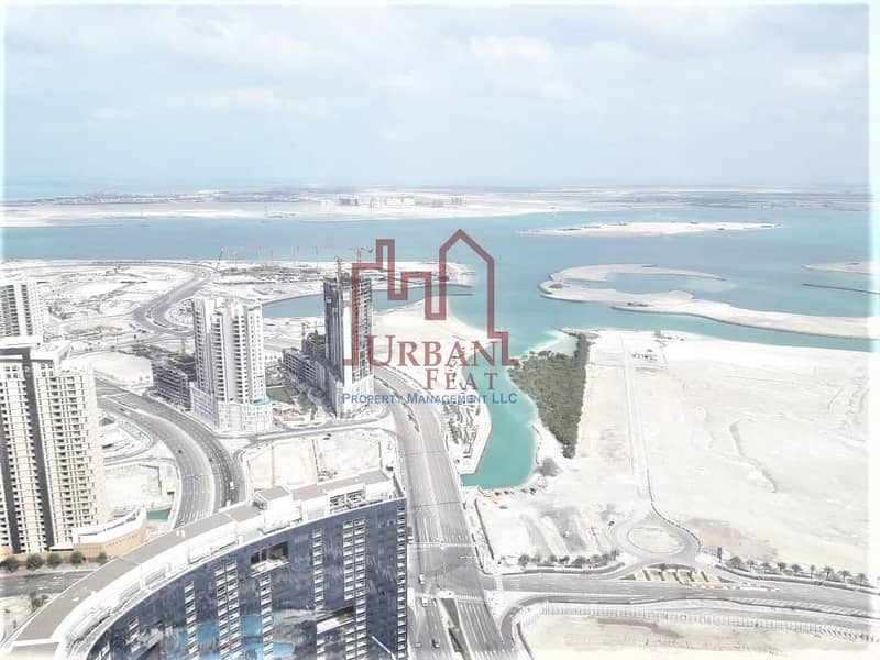 Vacant! Huge 3BR+M w/ panoramic sea view