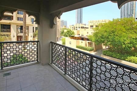 2 Bedroom Apartment for Sale in Old Town, Dubai - Large 2 Bed Plus Study | Vacant On Transfer