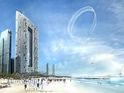 3 Bedroom Apartment for Sale in Jumeirah Beach Residence (JBR), Dubai - 3BR + Maids | Beachfront Living | Ready on Q4 2020