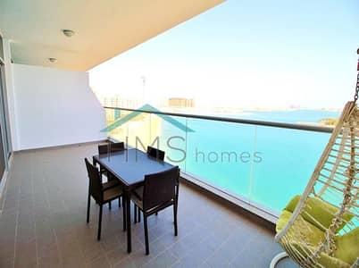 1 Bedroom Apartment for Rent in Palm Jumeirah, Dubai - Beach & Burj Al Arab Views | Furnished | Multiple Cheques