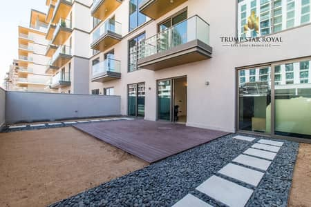 2 Bedroom Apartment for Rent in Mohammad Bin Rashid City, Dubai - Garden Apartment - Brand New  Bright - Sobha Hartland
