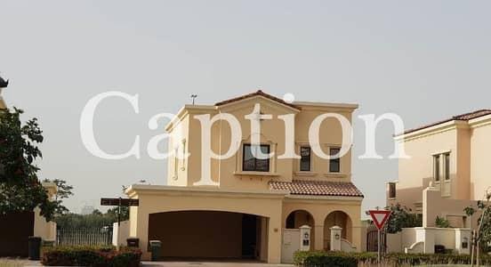 فیلا 4 غرف نوم للايجار في المرابع العربية 2، دبي - Spacious 4 beds villa in Arabian Ranches 2 | lila Type 2