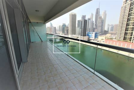 1 Bedroom Flat for Rent in Business Bay, Dubai - Spacious 1B With Full Canal View
