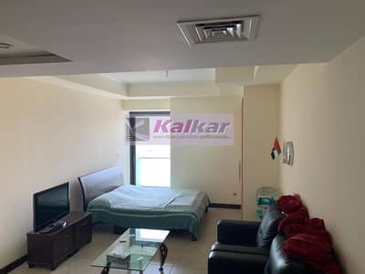 FULLY FURNISHED vacant STUDIO AVAILABLE FOR RENT IN JLT CLUSTER V