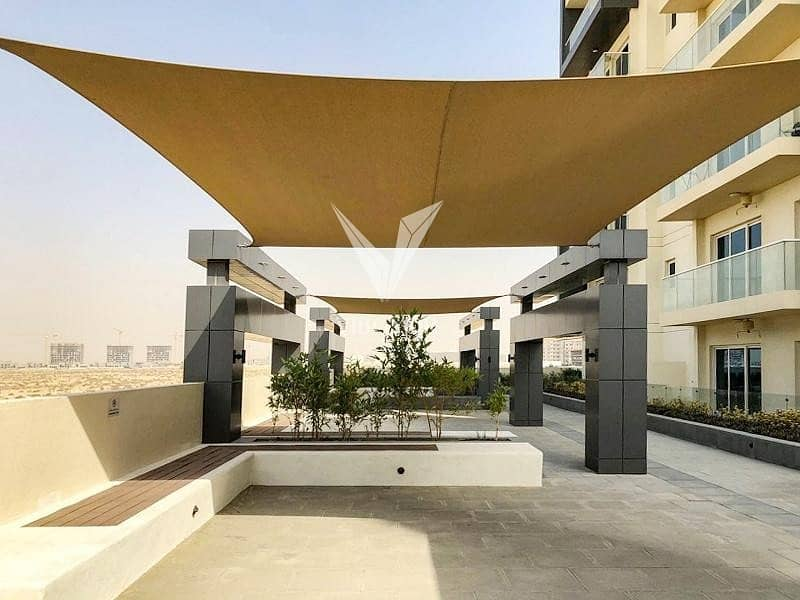 Tenora | Furnished Studio | Dubai South