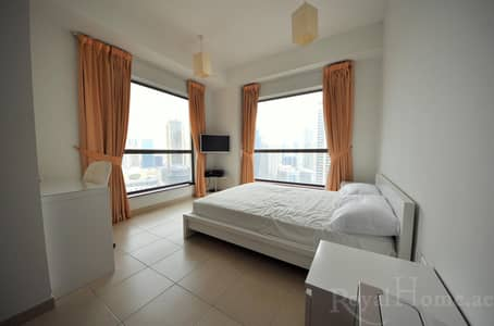 1 Bedroom Apartment for Sale in Jumeirah Beach Residence (JBR), Dubai - Marina View | Fully Furnished 1BR