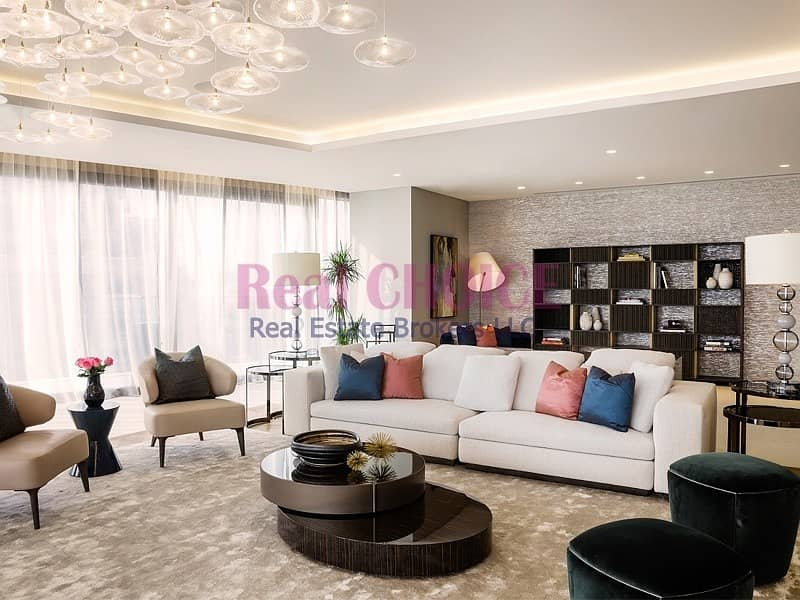 Garden Residence|Panoramic Sea View|Spacious 3BR