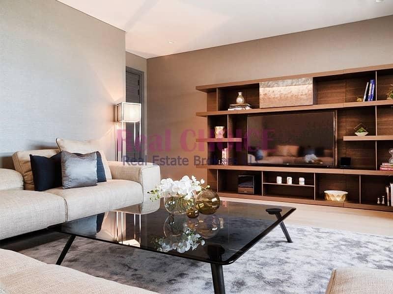 2 Garden Residence|Panoramic Sea View|Spacious 3BR